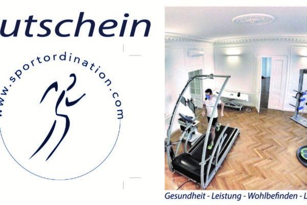"""""""Gesundheit"""" – Gutschein"""