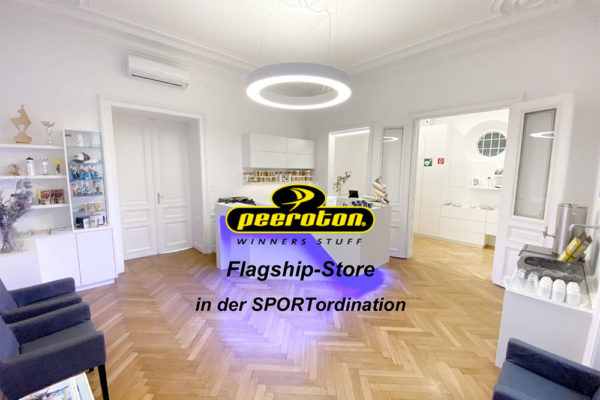 NEU: Peeroton Flagship-Store in der Sportordination
