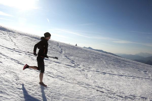 Laufen im Winter