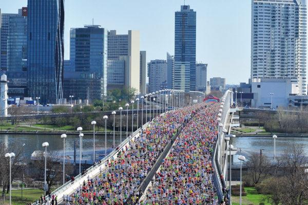 Marathonvorbereitungsprogramm